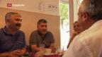 Video «Basler Türken fürchten Erdogan und die Heimat» abspielen