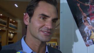 Video «Ein «Walk of Fame» für Federer» abspielen