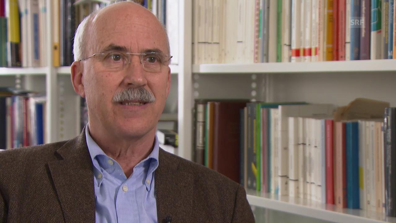 George Sheldon über Zuwanderung und AHV