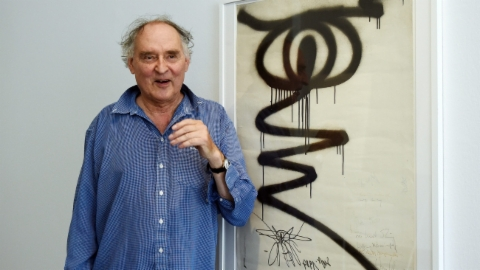 Harald Naegeli: Der unbekannte Zeichner hinter dem Sprayer