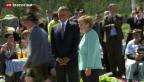 Video «G7- Gipfel in Oberbayern» abspielen