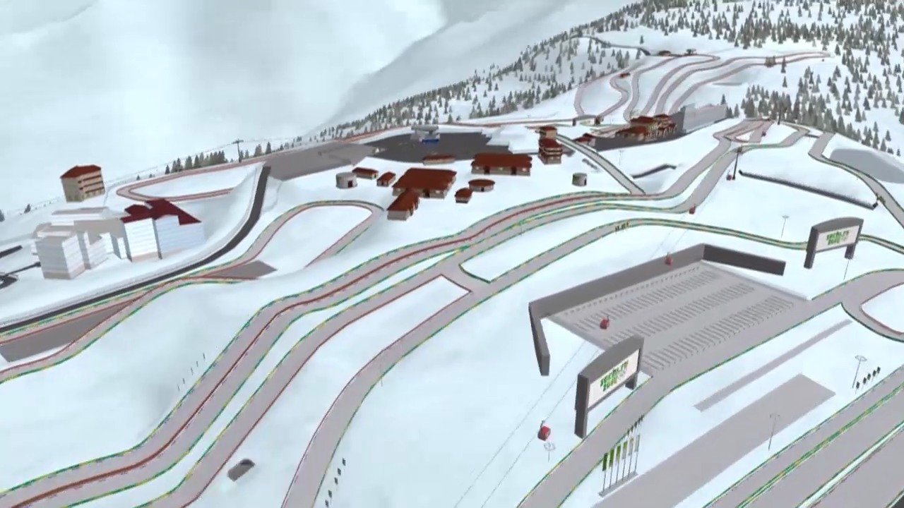 OS Sotschi: Biathlon & Ski Complex