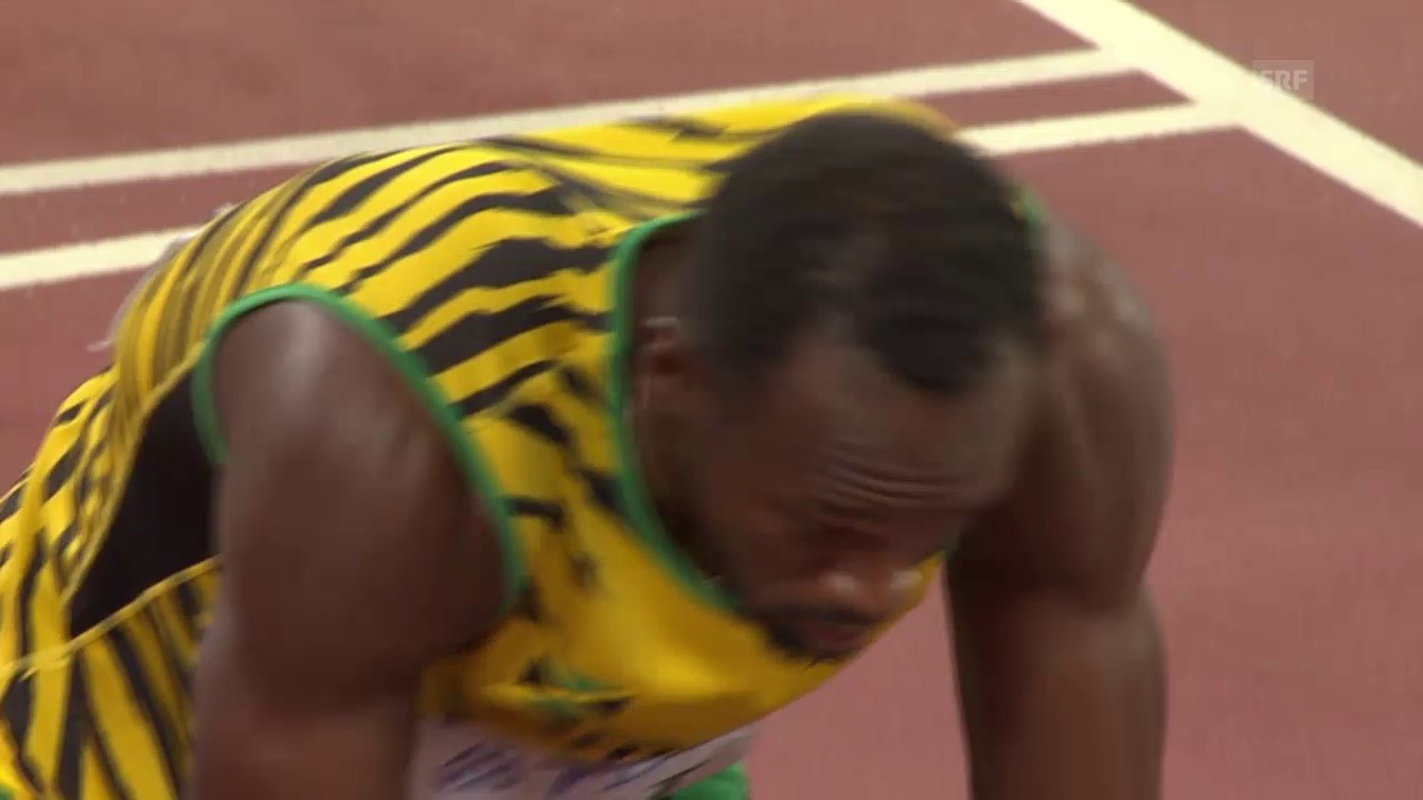 LA: 200 m Männer, Final