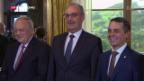 Video «Unterschiedliche Erwartungen an Aussenminister Cassis» abspielen