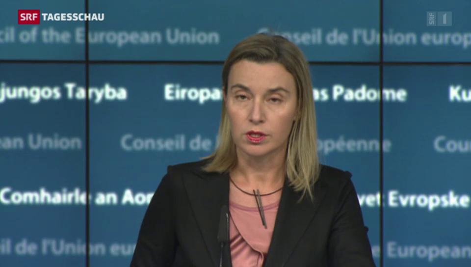 Neue Russland-Sanktionen von Brüssel auf Eis gelegt