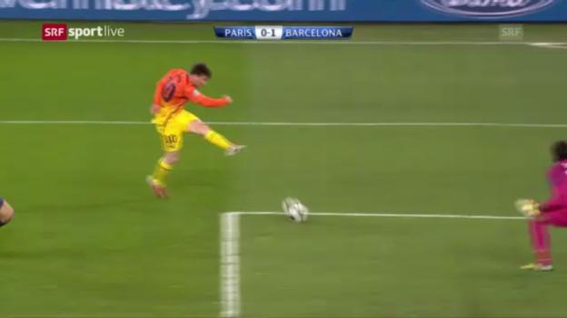 Video «Highlights Paris - Barcelona» abspielen