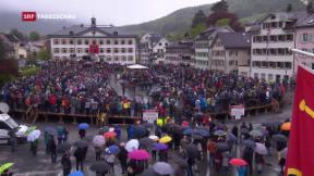 Video «Der Glarner Landsgemeindeplatz» abspielen