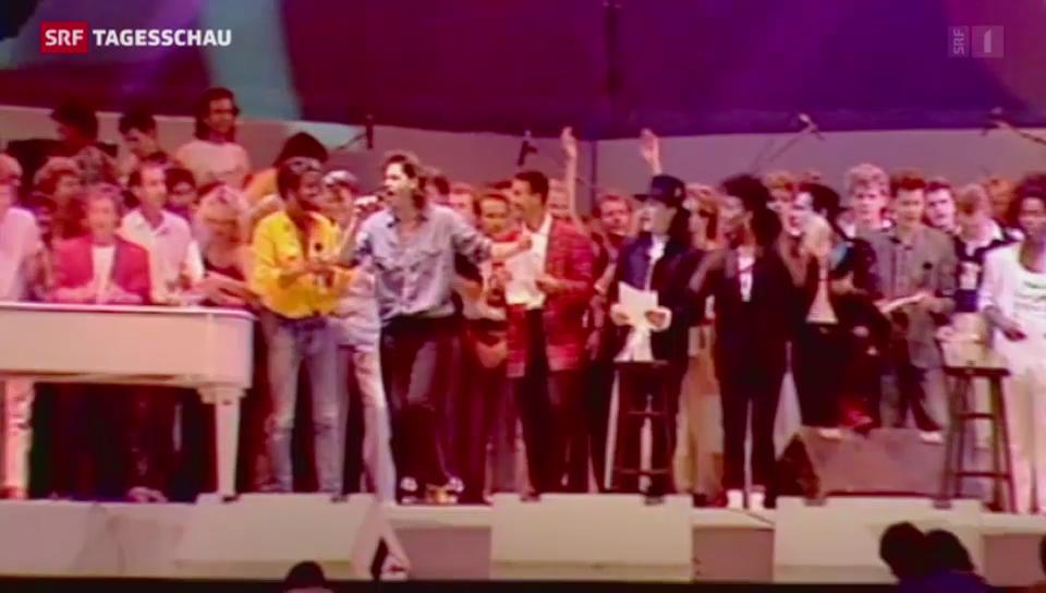 Aus dem Archiv: 30 Jahre Live Aid