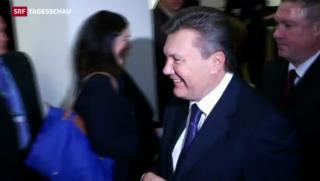 Video «Wer gibt in der Ukraine den Ton an? » abspielen