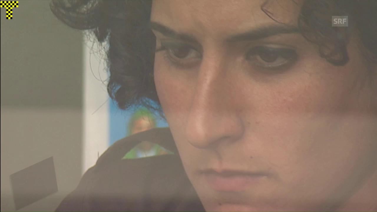 Shirana Shahbazi darf nicht einreisen (Kulturzeit, 11.7.2003)
