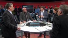 Video «Arena: Streit um zweite Gotthardröhre» abspielen