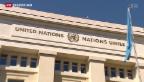 Video «UNO-Sitz in Genf ist baufällig» abspielen