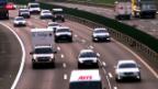 Video «Streit um die Autobahnvignette» abspielen