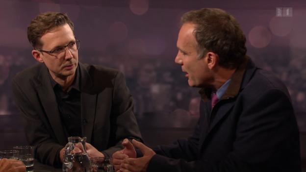 Video «Gäste: Michael Hermann und Mark Balsiger» abspielen