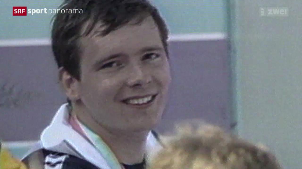 Olympisches: Schweizer Erfolge in Los Angeles 1984