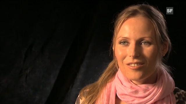 Katharina Reimann: «Die Visualisierung hat bei meiner Heilung geholfen.»