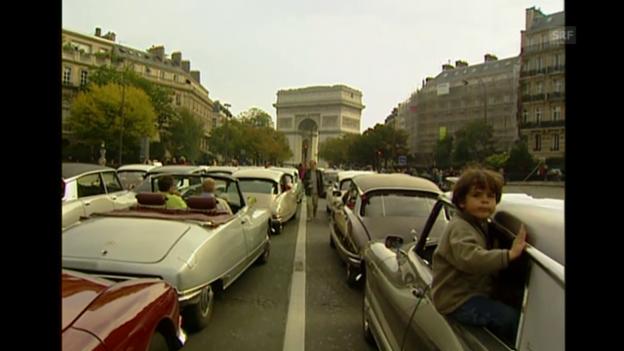Video «50 Jahre DS (Tagesschau, 9.10.2005)» abspielen