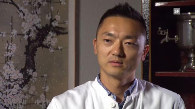 Video «Interview mit Dr. Thanh Huynh über Akupunktur gegen Schwangerschaftsübelkeit» abspielen