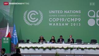 Video «Kein Klimavertrag in Sicht» abspielen