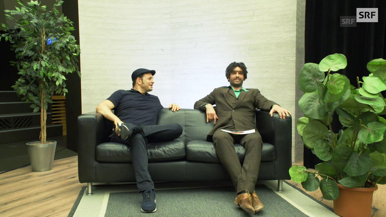 Deutschland oder Schweiz? Kaya Yanar & Müslüm im Nationentest