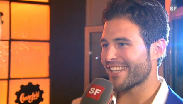 Video «Sandro Cavegn im Interview» abspielen