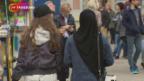 Video «Bedenken gegen Burkaverbot in Österreich» abspielen
