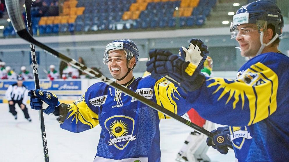 Hockey regiunal: Stagiun è a fin per il EHC Arosa
