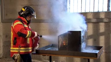 Feuerlöscher: Diese ersticken Brände im Keim