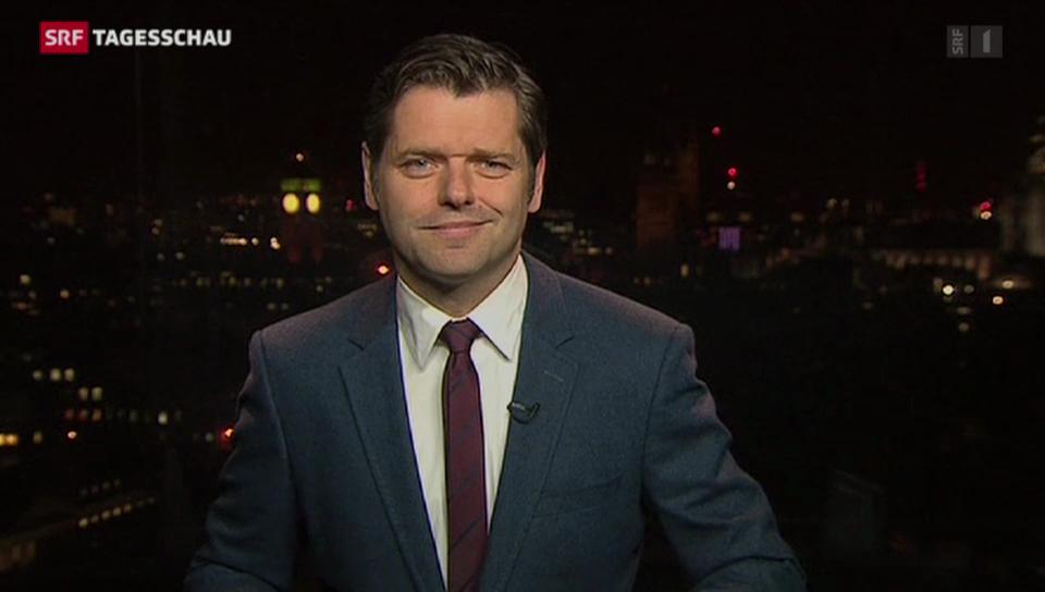 SRF-Korrespondent Gredig zu Camerons «No way»