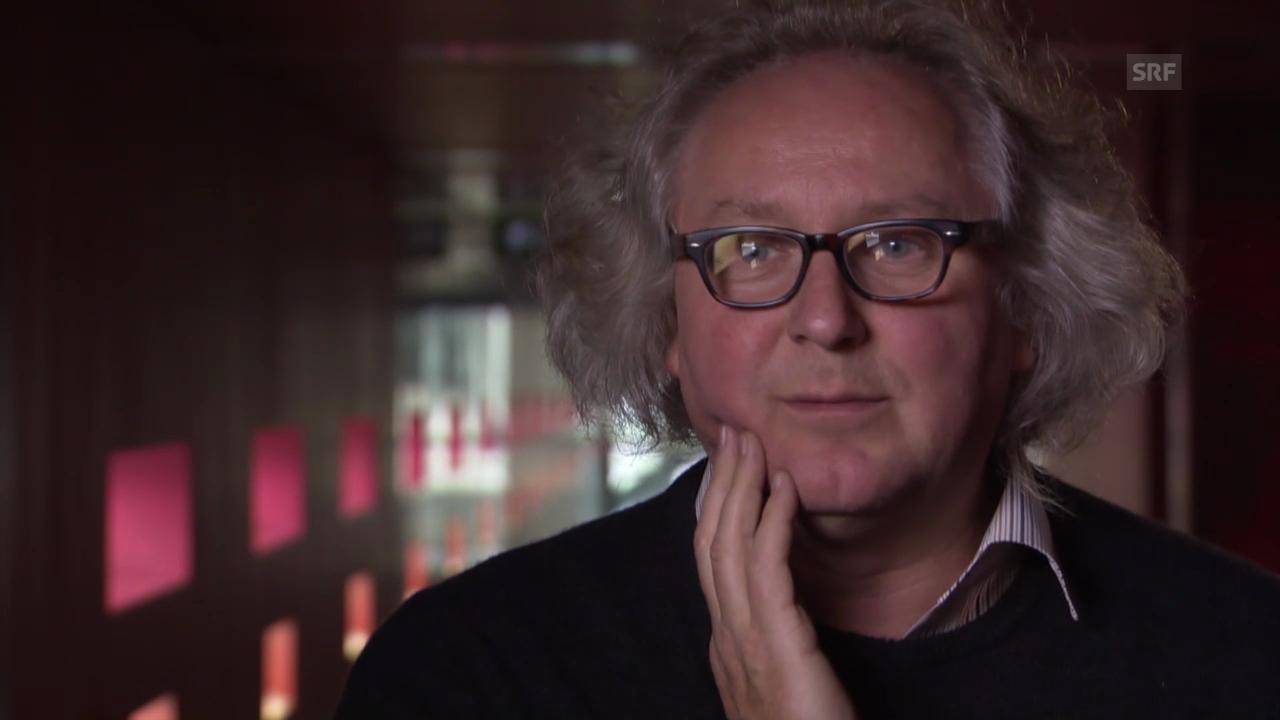 Trompeter Reinhold Friedrich gedenkt Abbado