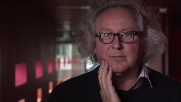 Video «Trompeter Reinhold Friedrich gedenkt Abbado» abspielen