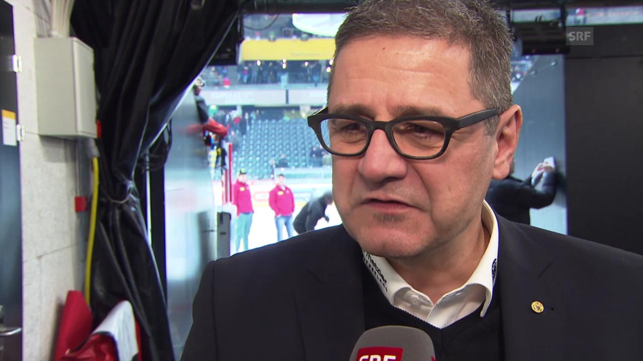 SCB-CEO Lüthi über die Enttäuschung