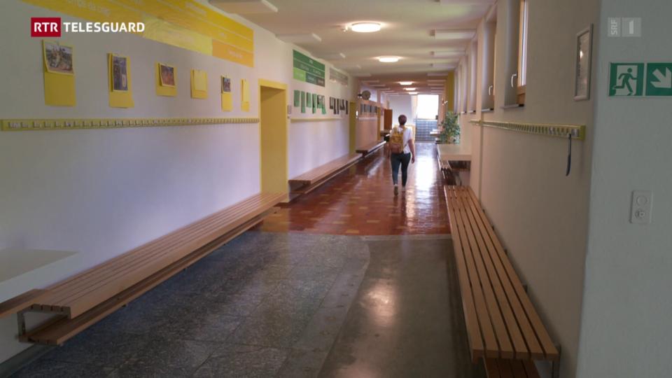 Emprim di da scola a Tujetsch