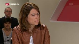 Video «Wie weiter? Partei-Präsidenten beziehen Stellung» abspielen