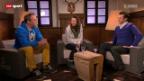 Video «Gespräch mit Michael Bont und Wendy Holdener, Teil 2» abspielen