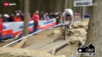 Video «MTB: Cross-Country-Weltcup in Nove Mesto» abspielen