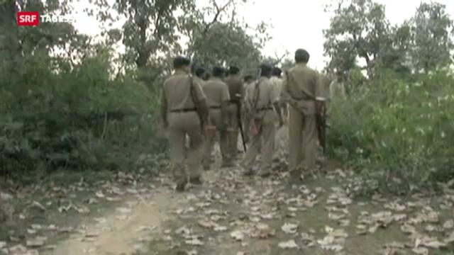 Indien: Schweizerin Opfer einer Gruppenvergewaltigung