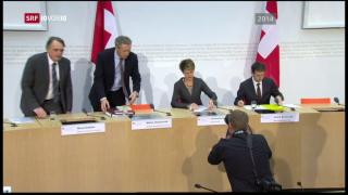 Video «Wirtschaft verlangt Erhöhung der Drittstaaten-Kontingente» abspielen