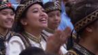Video «Europäisches Jugendchorfestival in Basel» abspielen