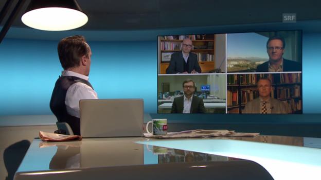 Video «Syrien: Entscheidung in Aleppo» abspielen