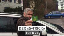 Video «Trick 77 – «Der S-Trick»» abspielen