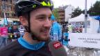 Video «Luca Aerni strampelt für den guten Zweck» abspielen