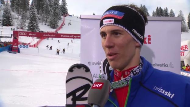 Video «Ski: Interview Ramon Zenhäusern («sportlive»)» abspielen