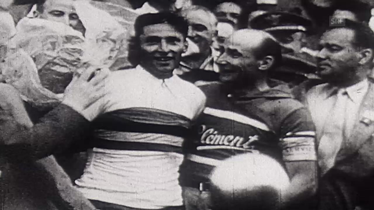 RAD: Küblers Sieg an der WM 1951
