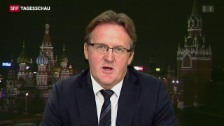 Video «Franzen zu Putins Krieg in Syrien» abspielen
