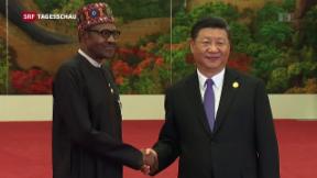 Video «China-Afrika-Gipfel in Peking» abspielen