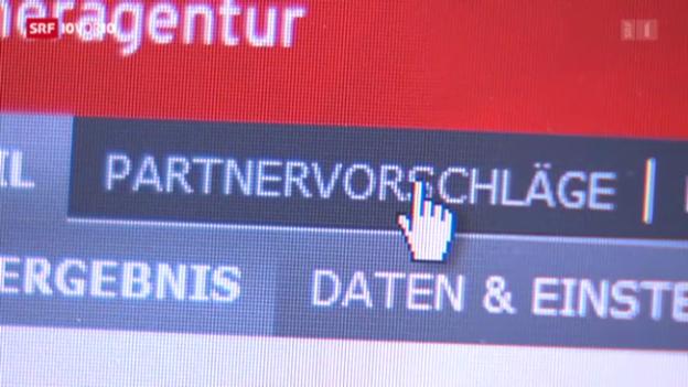 Video «So liebt die Welt: Schweizer mögens online» abspielen