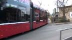 Video «Neues XL-Tram für Bern: Die Probefahrt» abspielen
