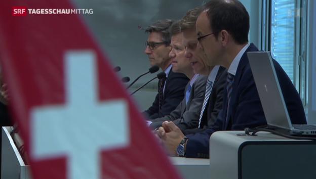 Video «Swiss steigert Gewinn» abspielen