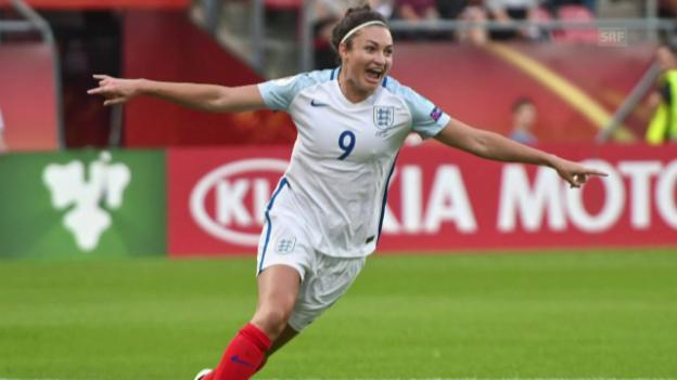 Video «England-Frankreich: Ein Duell voller Unterschiede» abspielen